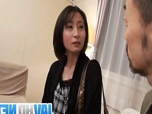 Needy milf&nbsp_Yuki Mitsui wants a strong fuck&nbsp_