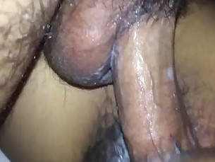 Creamy Asian Exgf pussy fucking closeup part 2