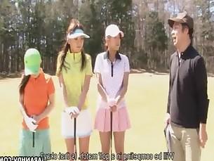 japanhdv_Golf_Fan_Erika_Hiramatsu_Nao_Yuzumiya_Nana_Kunimi_scene3_trailer