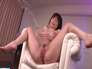 Perfect dildo porn along sweet&nbsp_Hina Maeda&nbsp_