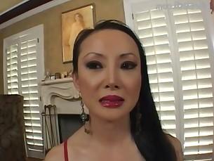 Mature Asian Angel Venus Slobs A Knob