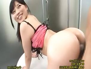 Japanese Ai uehara fuck lucky guy