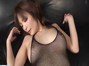 Amazing POV oral along curvy ass&nbsp_Riona Suzune&nbsp_