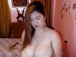 Busty Asian Funbags