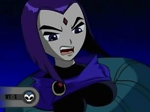 Teen Titans Tentacles (EroParadise.com.br)