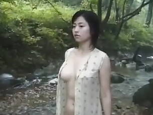 azumi kawashima nude in the river