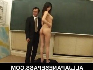 Suzuki Chao used as a sexual prop for sex ed class
