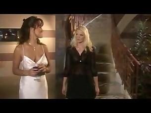 Asia Carrera and Hannah Harper
