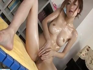 Wet solo with superb Japan model&nbsp_Sara Seori