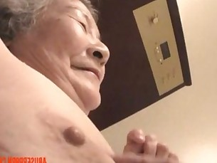 Asian Granny: Free Mature Porn Video 71 - abuserporn.com