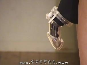 MLDO-045 Ejaculation management and housework lick slave. Mistress Land