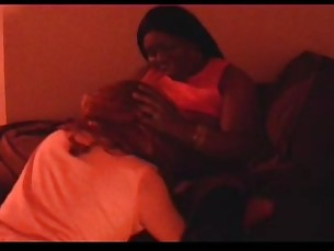 Ebony TS Goddess Malaya Presents Lick Me Clean Sissy
