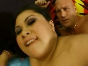 Tyung Lee taking the big dick.
